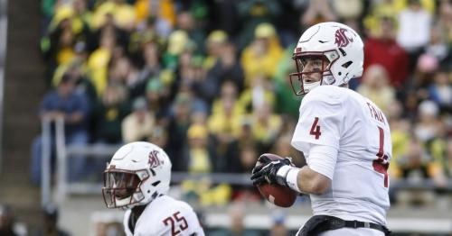 WSU's slot receivers come through in Cougars' 33-10 win over Oregon