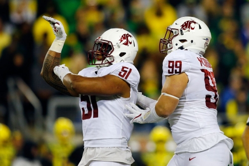 WSU defense clamps down on Oregon en route to early bowl eligibility