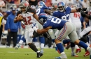 Giants-Chargers Inactives: DE Olivier Vernon Won't Play For Giants