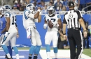 Panthers at Lions Final Score: Cam Newton puts the team on his back, lights up Lions 27-24