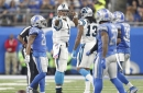 Final score: Lions offense woeful early on, Newton leads Panthers to 27-24 victory