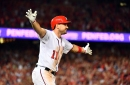 NLDS 2017: Ryan Zimmerman home run puts Washington Nationals up in 6-3 win over the Chicago Cubs...