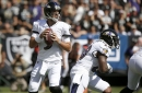 Joe Flacco made the most athletic play of his entire career
