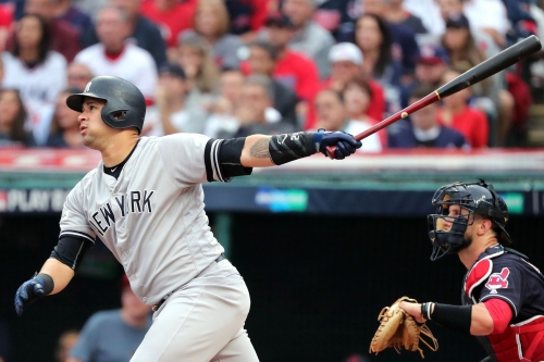 Girardi won't definitively say he's starting Sanchez in Game 3
