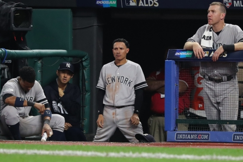 Yankees just want to extend season after epic Girardi failure
