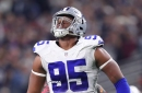 WATCH: David Irving notches second sack in debut game