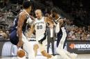 Recap: Denver Nuggets unable to contain the San Antonio Spurs, get sloppy late and lose preseason game 122-100