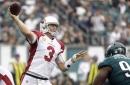 Wentz tosses 4 touchdown passes, Eagles beat Cardinals 34-7