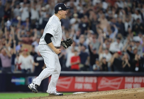 Tanaka dominates as Yankees beat Indians, 1-0, to force Game 4