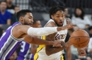 Lakers vs. Kings Final Score: Lakers earn their first preseason win in 75-69 victory over Sacramento