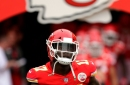 Chiefs' Chris Conley is done for the year