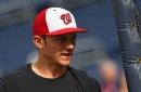 MLB Postseason 2017: Washington Nationals' leadoff man Trea Turner hitless through two in NLDS...