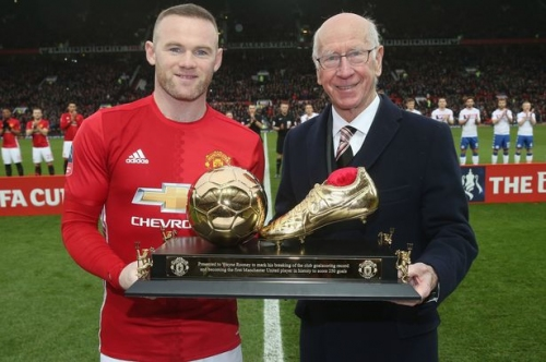 Manchester United great Wayne Rooney reveals the one thing he would swap record for