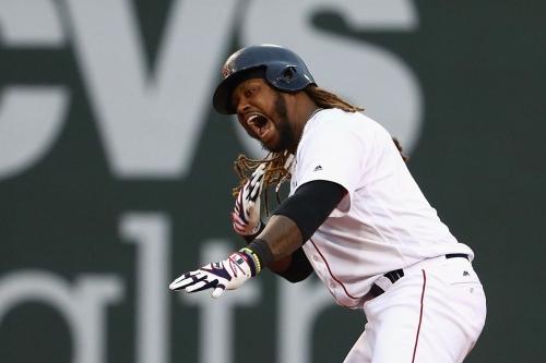 Red Sox vs. Astros lineup: When it rains, it pours