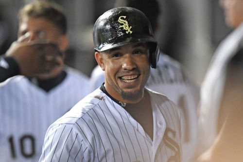 Jose Abreu is projected for a significant pay increase in 2018