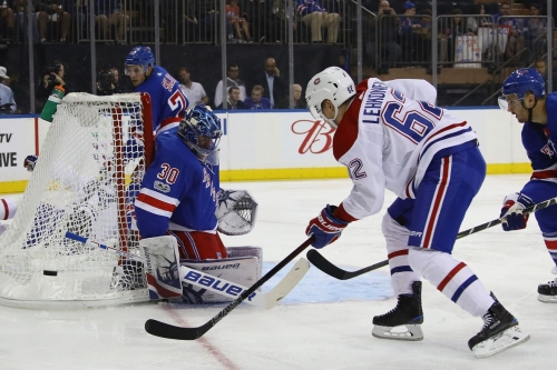 Canadiens vs. Rangers 5 Takeaways: More positive than negative in 2-0 loss