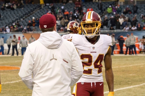Jay Gruden Presser: Josh Norman has rib fracture, no lung damage