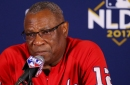 2017 NLDS: Washington Nationals' skipper Dusty Baker sticks with his lineup in Game 3 vs Chicago Cubs...
