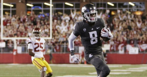 Kickoff time announced for No. 8 WSU's Oct. 21 game against Colorado