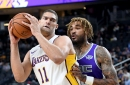 Lakers Notebook: Brook Lopez makes his impact felt in promising debut