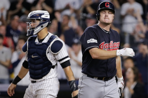 Jay Bruce returns to New York and suddenly can't hit