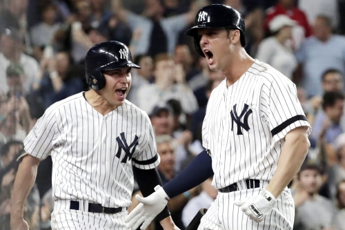 Yankees stave off elimination with thrilling Game 3 win