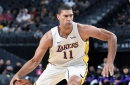 Watch: Brook Lopez drilling threes from outside is pretty awesome