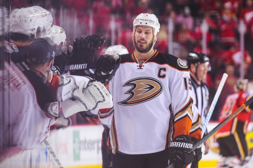 Ducks Gameday: Ryan Getzlaf expected to make debut against Flames