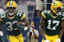 Jones, Adams provide extra punch for Packers' explosive offense