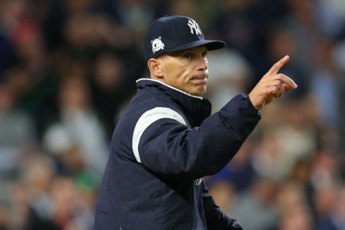 Mets looking at Yankees' Joe Girardi in search for manager