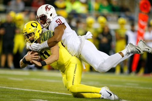 The Monday After: Undefeated WSU out-speeded the speedsters
