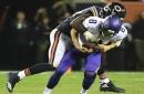 Minnesota Vikings road win over Bears marred by Sam Bradford reinjuring knee