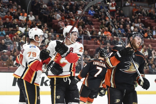 Flames vs Ducks RECAP: Calgary Blanks Anaheim