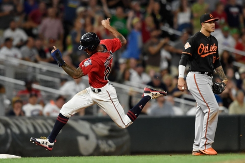 Tuesday Twins: Byron Buxton training to run even faster