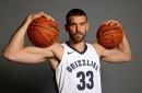 Memphis Grizzlies 2017-2018 Player Previews: Marc Gasol