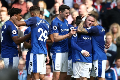 Everton's 2017-18 season hasn't been all bad