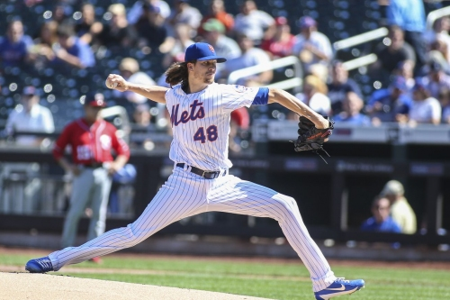 2017 Mets Season Review: Jacob deGrom survived and thrived this season