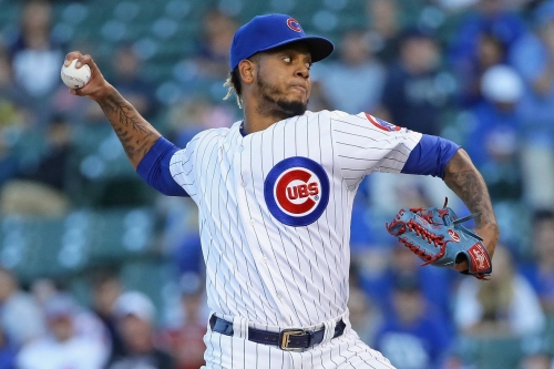 Cubs roster move: Felix Pena traded to Angels