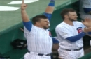Albert Almora Jr. Made Dusty Baker Pay For Being Scared Of Kyle Schwarber