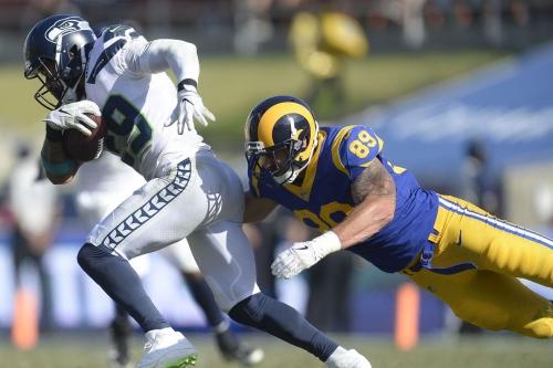 Enemy Reaction 2017: Los Angeles Rams