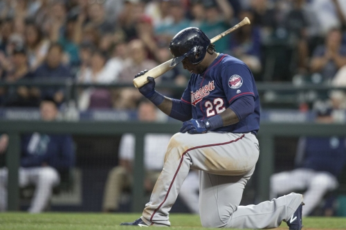 Miguel Sano considering surgery for shin injury
