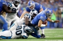 Notes: Detroit Lions offensive line ranked 26th by PFF