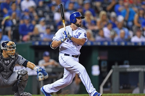 This offseason, Mike Moustakas lore far outpaces his on-field contributions