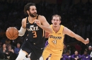 Lakers vs. Jazz Final Score: Hot second unit not enough to lift Lakers in 105-99 loss to Jazz