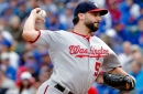 NLDS 2017: Washington Nationals' Tanner Roark ready for Game 4 vs Chicago Cubs in Wrigley Field...
