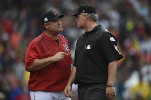 Red Sox fire John Farrell