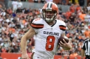 Add another name to the list: Browns name Kevin Hogan new starting QB