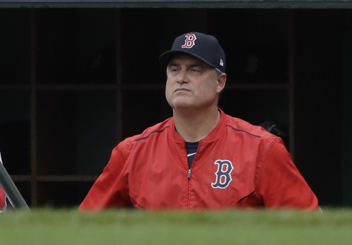 Red Sox fire manager John Farrell after second straight ALDS defeat