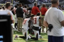 Bucs players support right to protest during national anthem