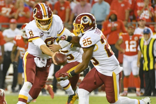 Redskins looking for someone to step up to replace Josh Norman; First look at 'Skins vs. 49ers